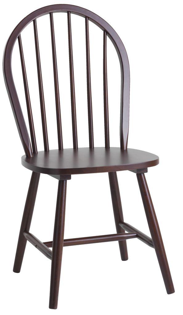 Krzesło ASKEBY brąz