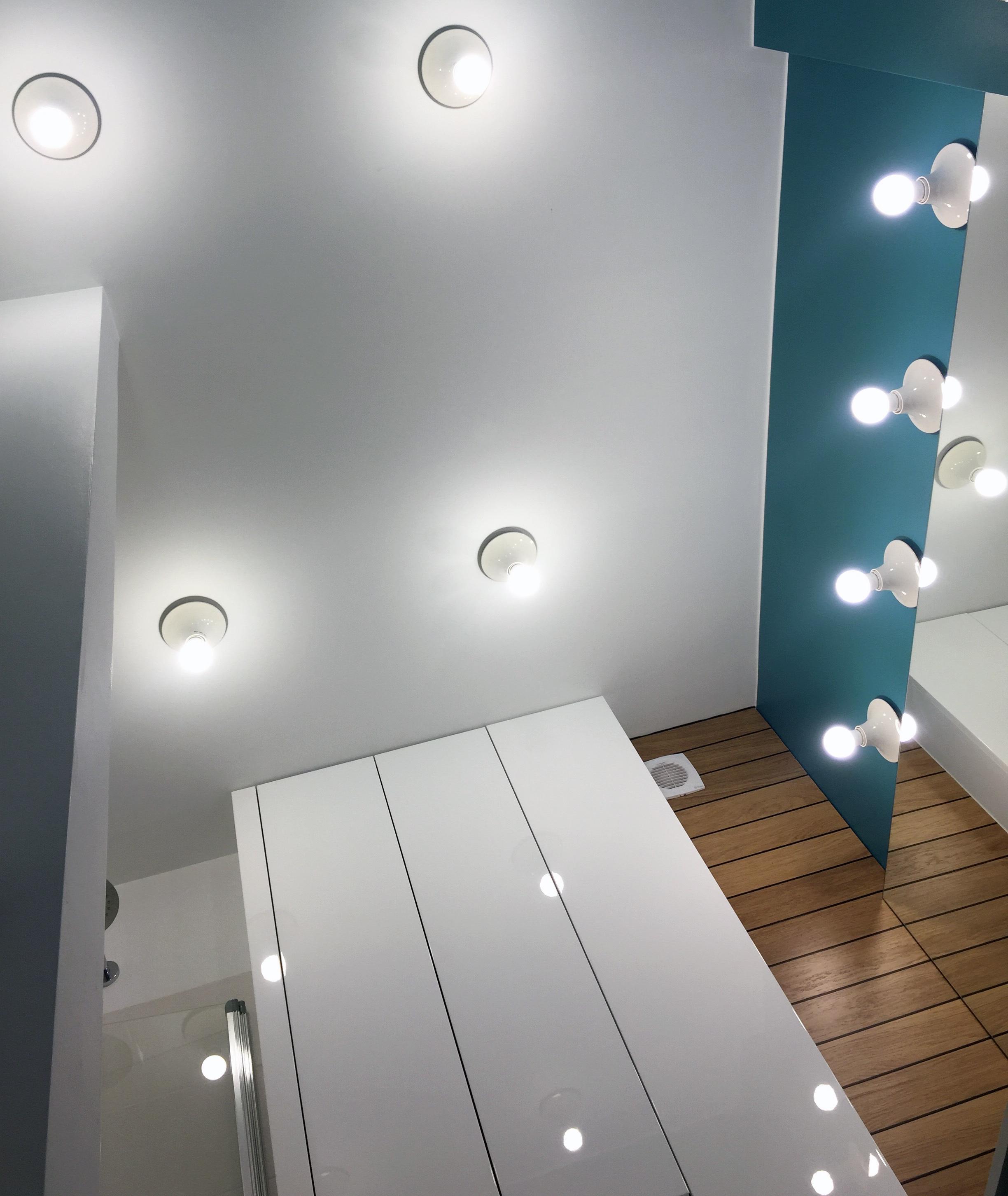 Lampy Teti luksusowej firmy Artemide