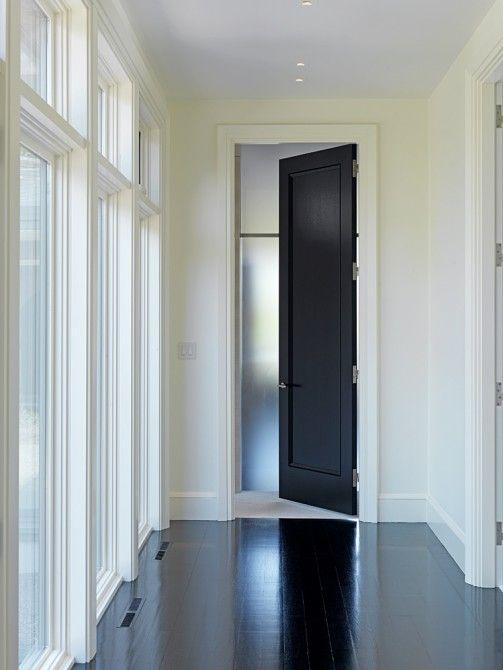 Bardzo wysokie drzwi