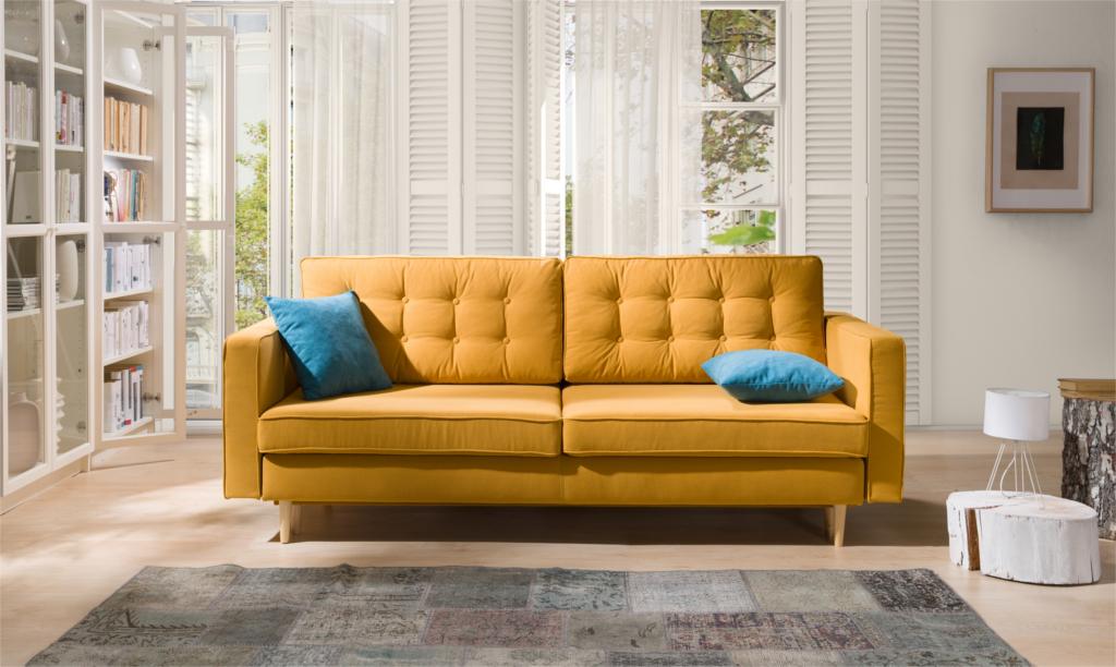 rozk�adane sofy w stylu retro kt243re kupisz w dobrej cenie