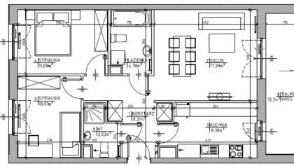 Moje projekty – mieszkanie na Woli