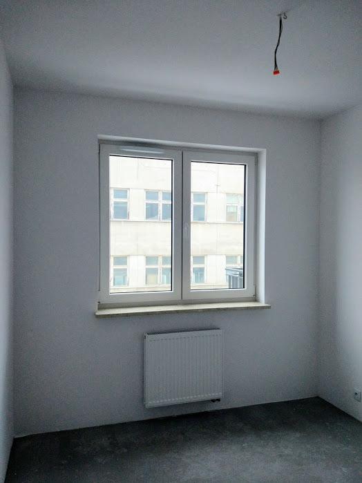 Sypialnia przed rozpoczęciem remontu