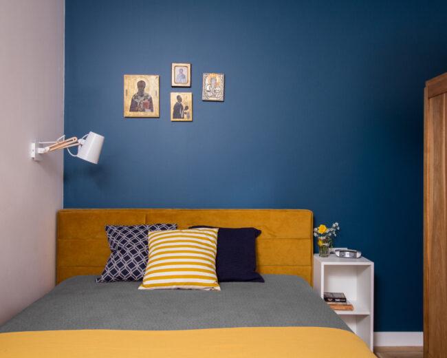 Miodowa sypialnia