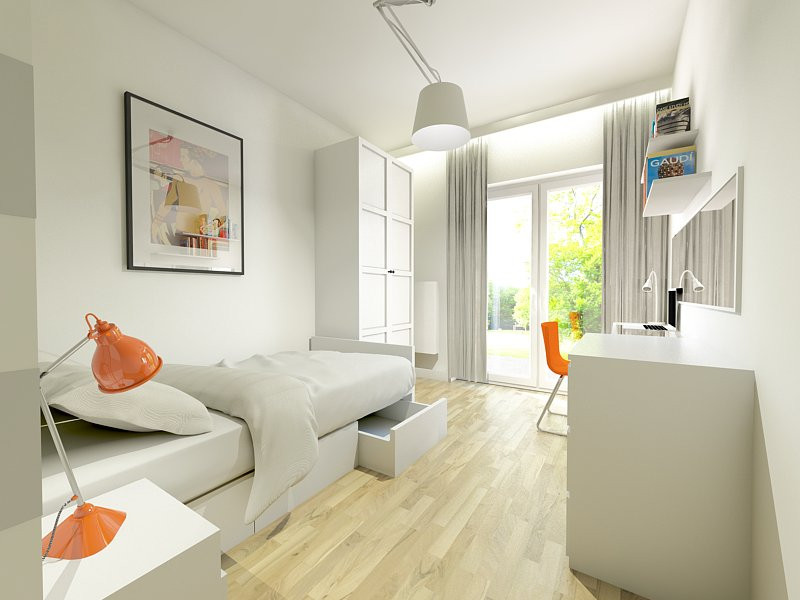 Moje projekty – Mieszkanie na wynajem we Wrocławiu