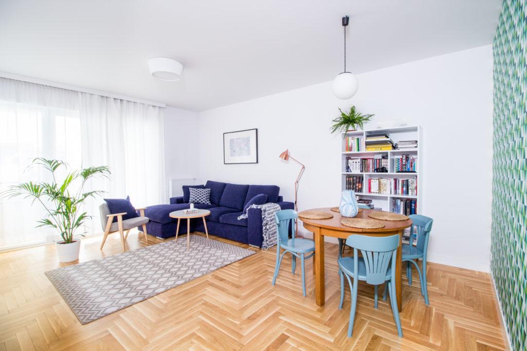 Aranżacja mieszkania w Warszawie