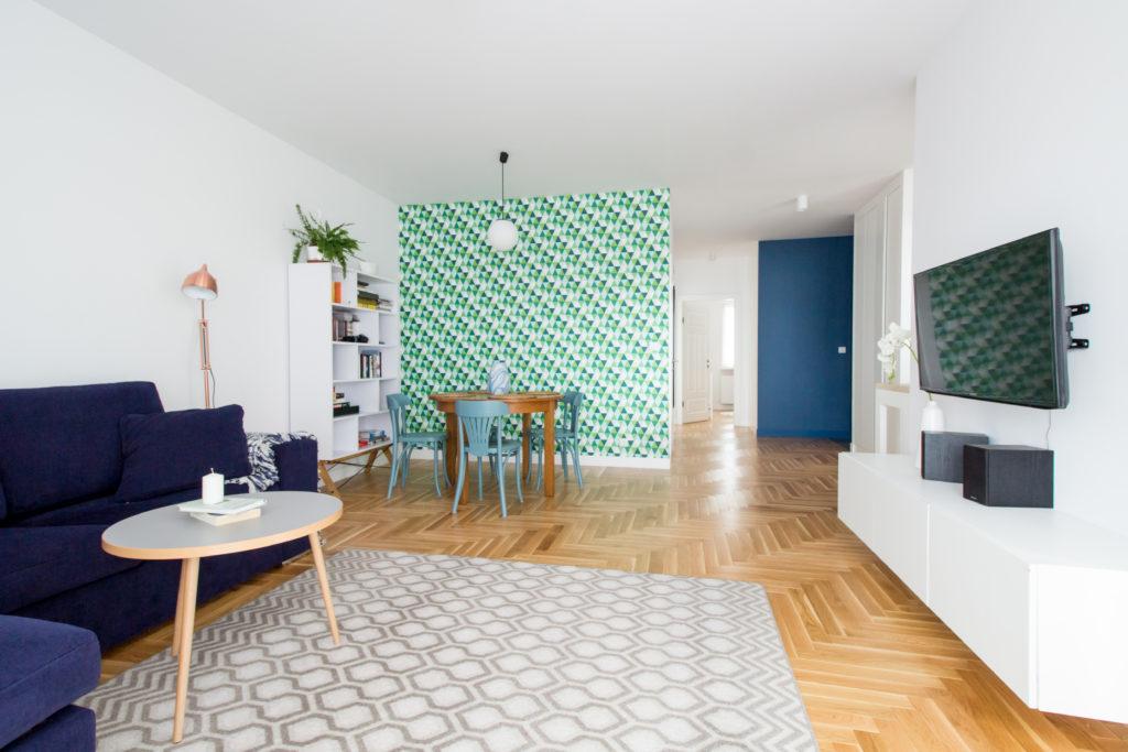 apartament na żoliborzu