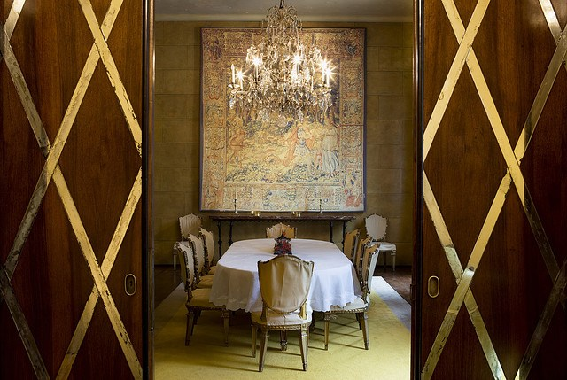 Villa Necchi – każdy fan designu musi to zobaczyć