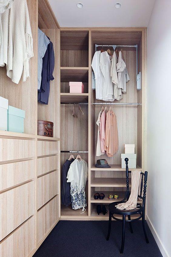 wygodna garderoba