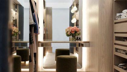 Jaka jest minimalna szerokość garderoby? Opis konkretnego przypadku.