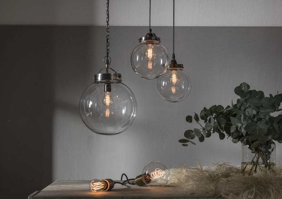 Moje Inspiracje – lampy w kształcie kuli