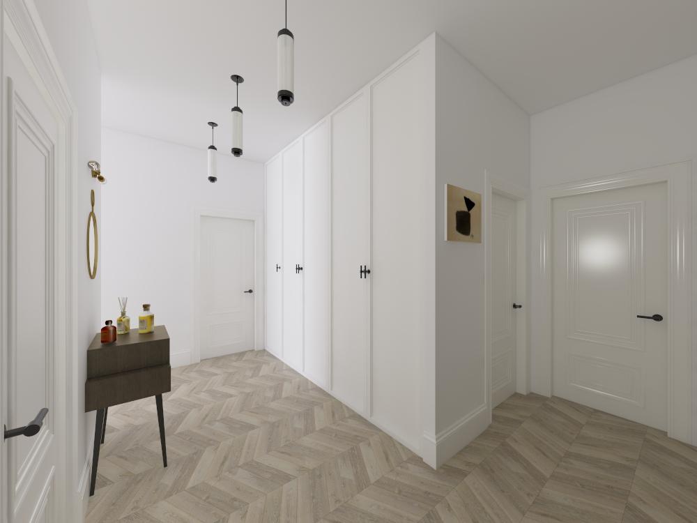 wejście do apartamentu