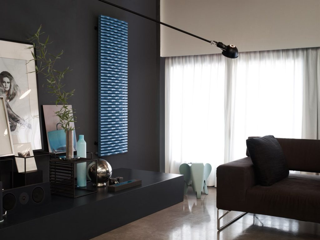 projekt luksusowego apartamentu