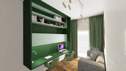 Moje projekty – Green Mokotów vol 1
