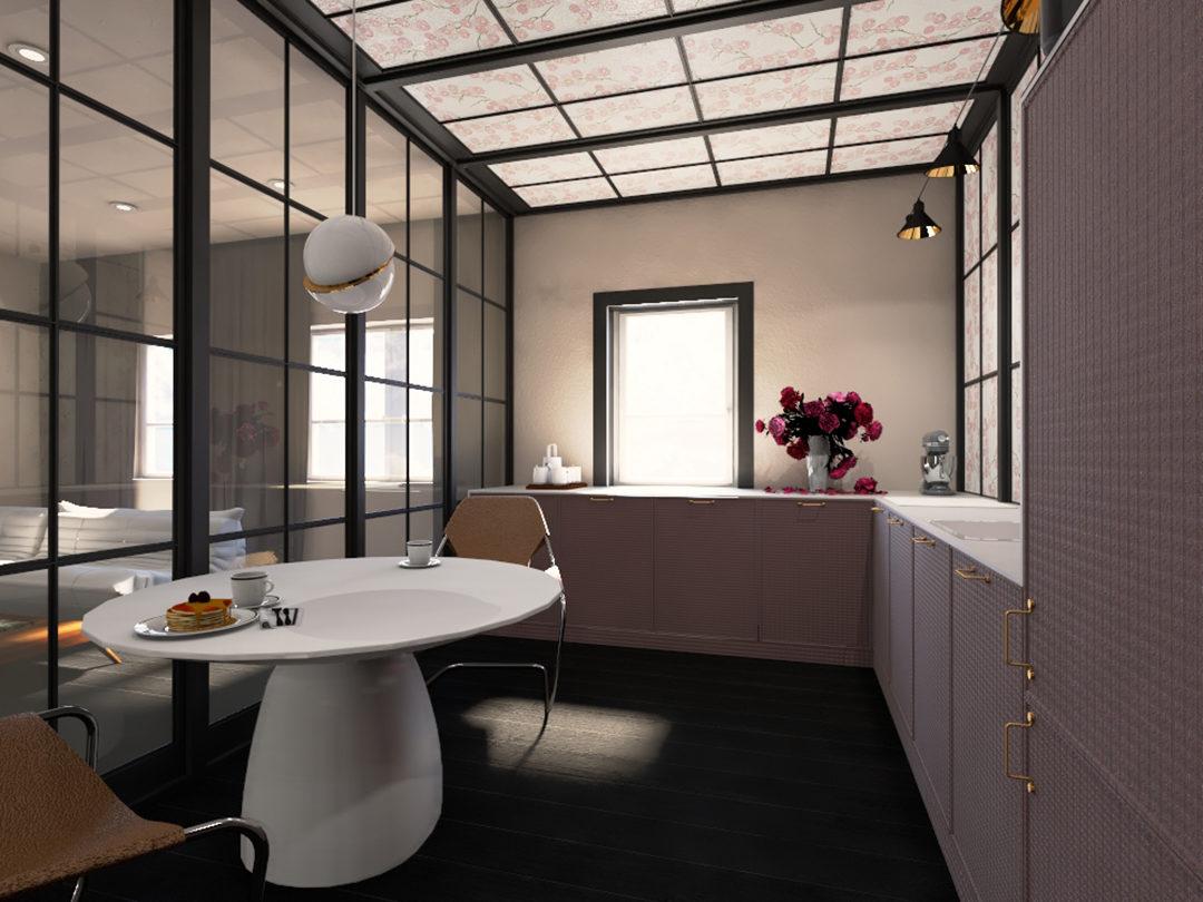 projekt apartamentu warszawa