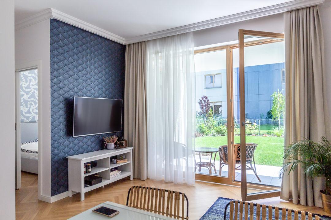 projekt mieszkania na Wilanowie