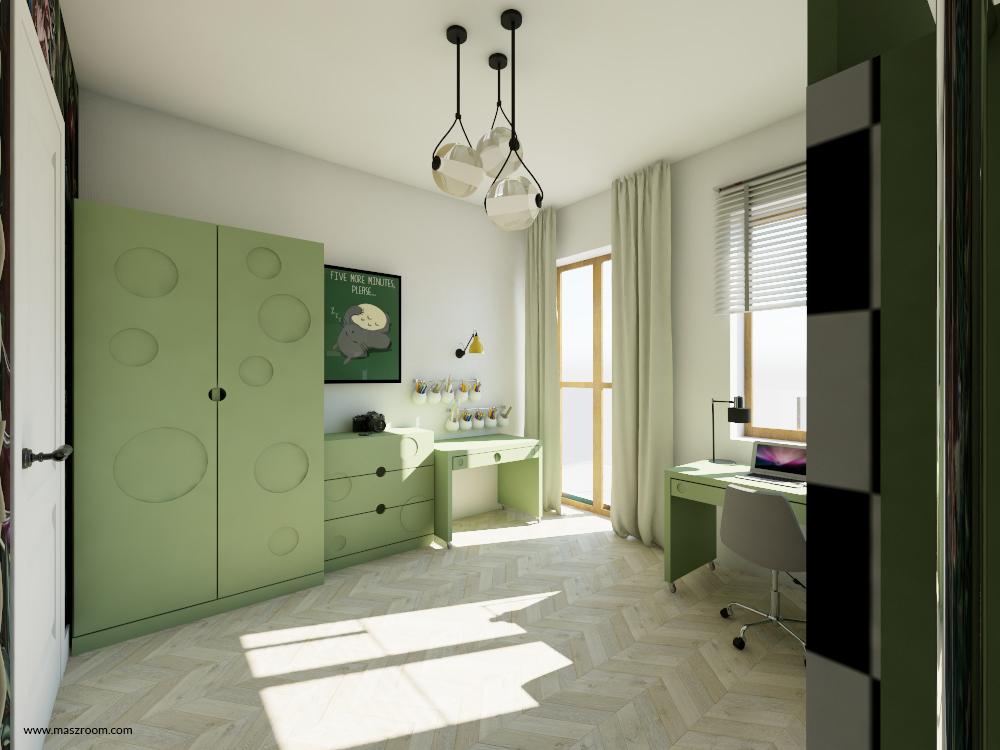 Apartament na Mokotwskiej
