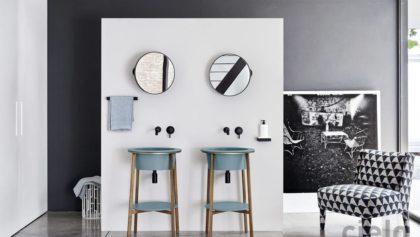 Inspiracje – Ciekawy trend w projektowaniu łazienek