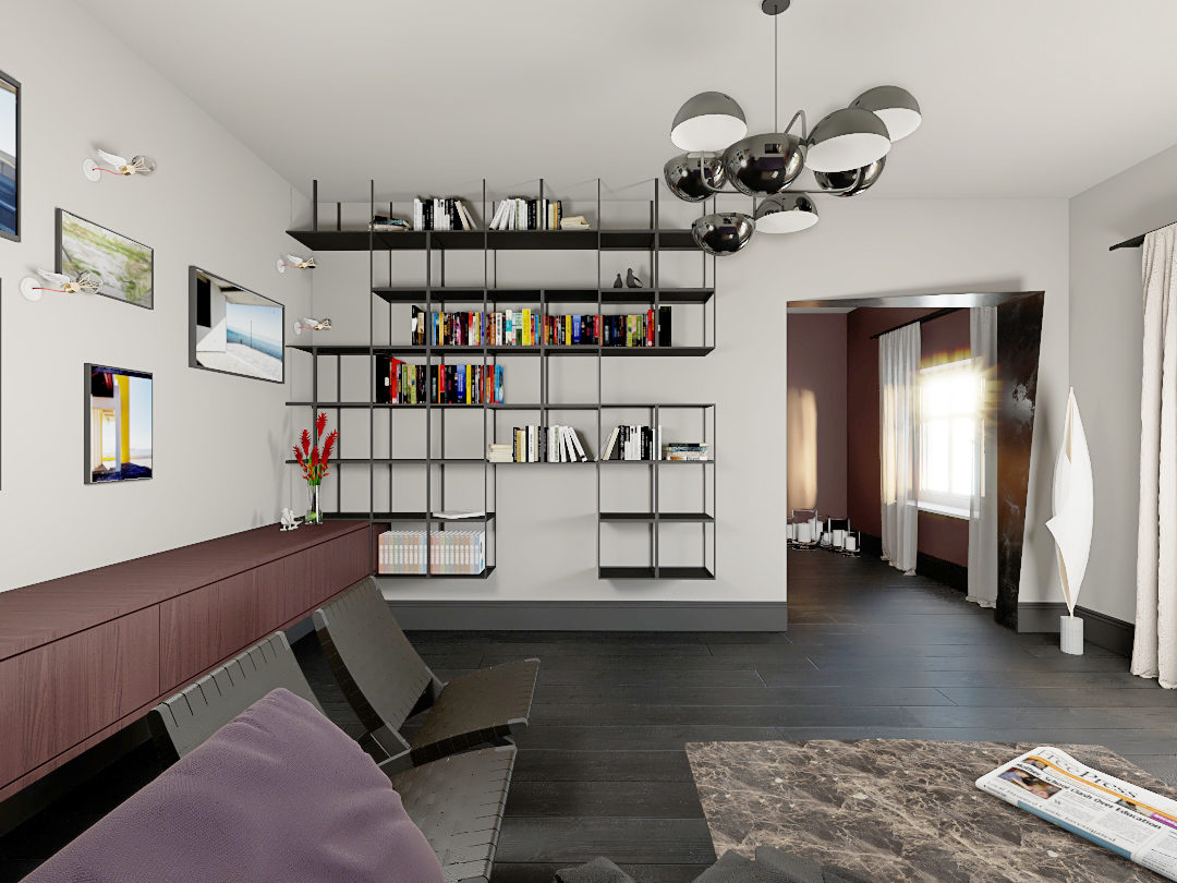 apartament w kamienicy w Warszawie