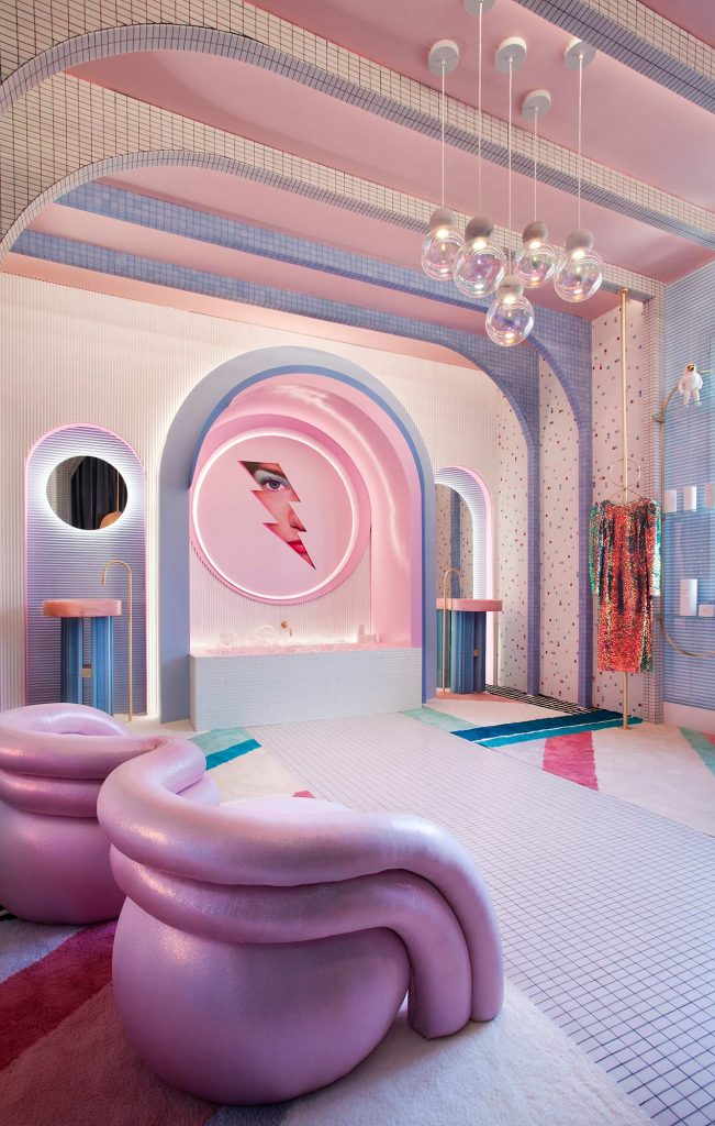 pokój disco