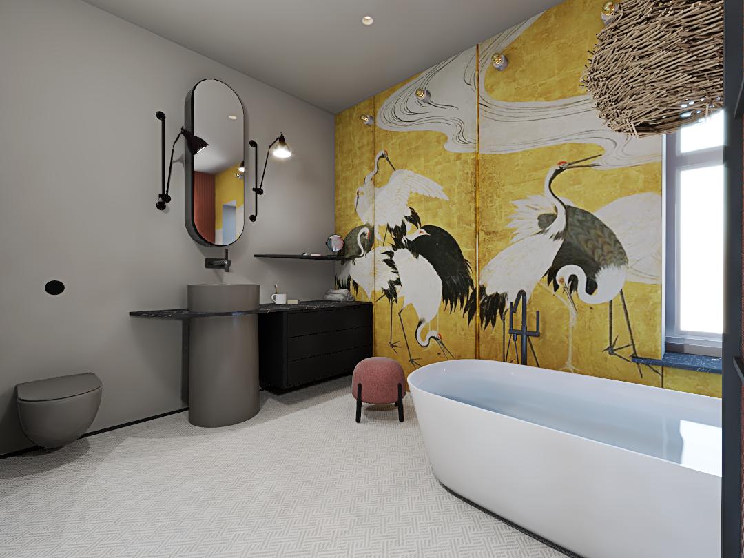 architektura wnętrz łazienka