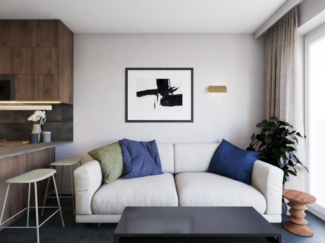 Jak urządzić mieszkanie na wynajem w 5 krokach – opis konkretnego przypadku