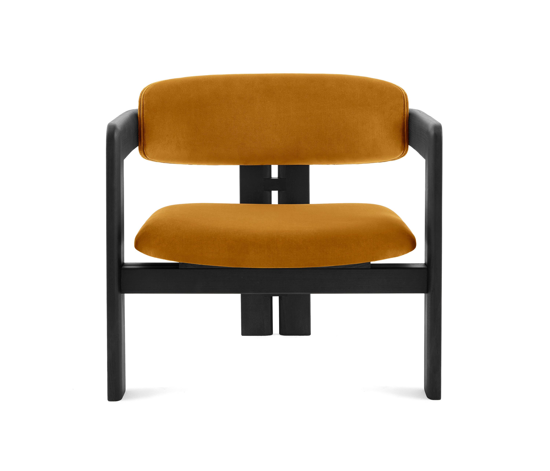 fotel do projektu awangardowego wnętrza