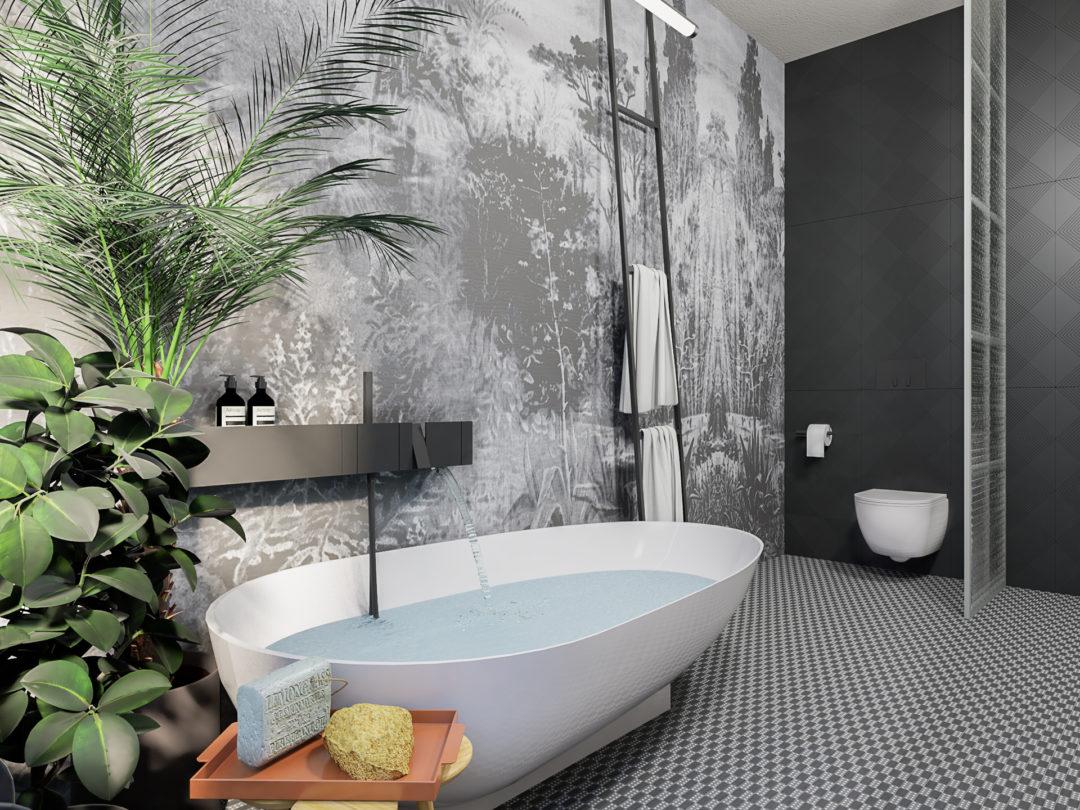 apartament przy łazienkach