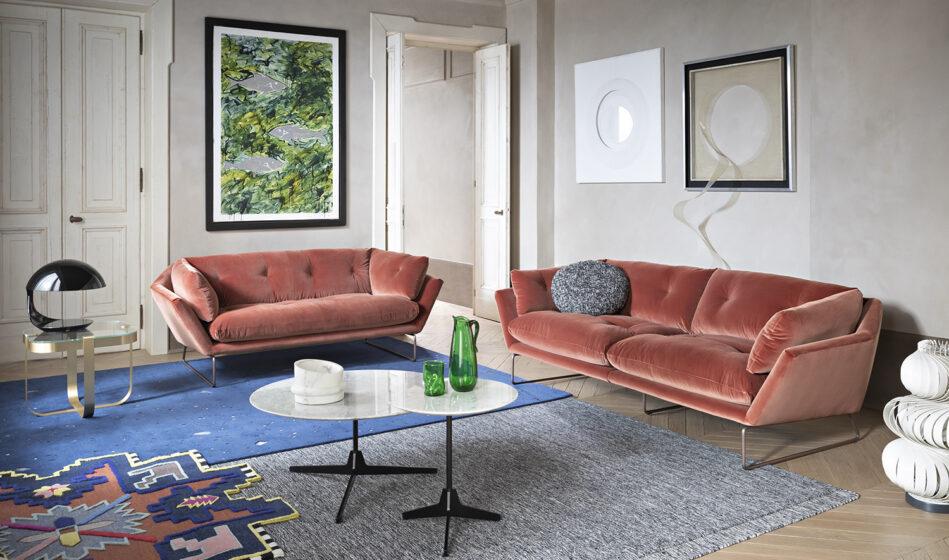 10 nowoczesnych kanap dla miłośników dobrego designu