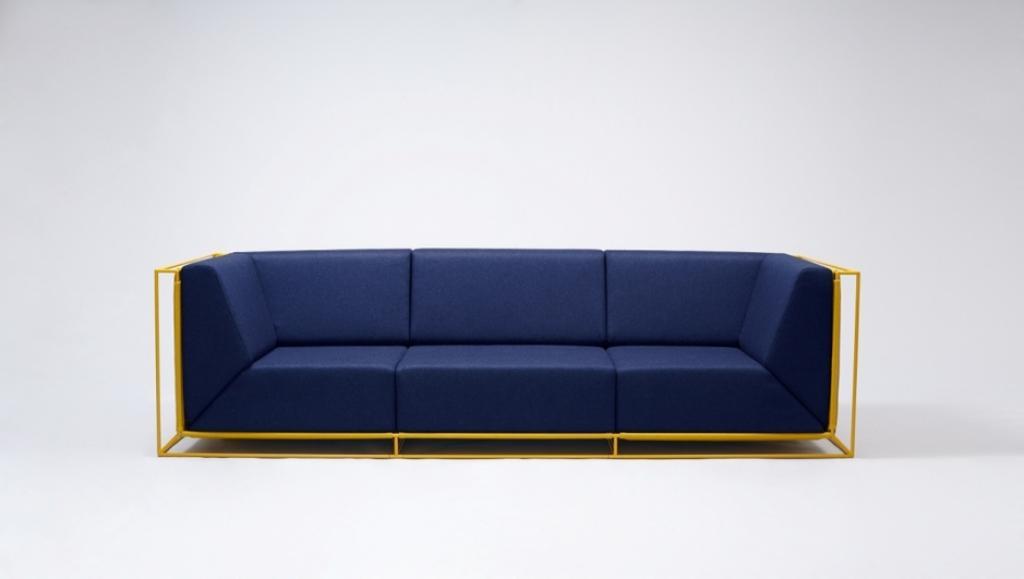 nowoczesna modernistyczna sofa