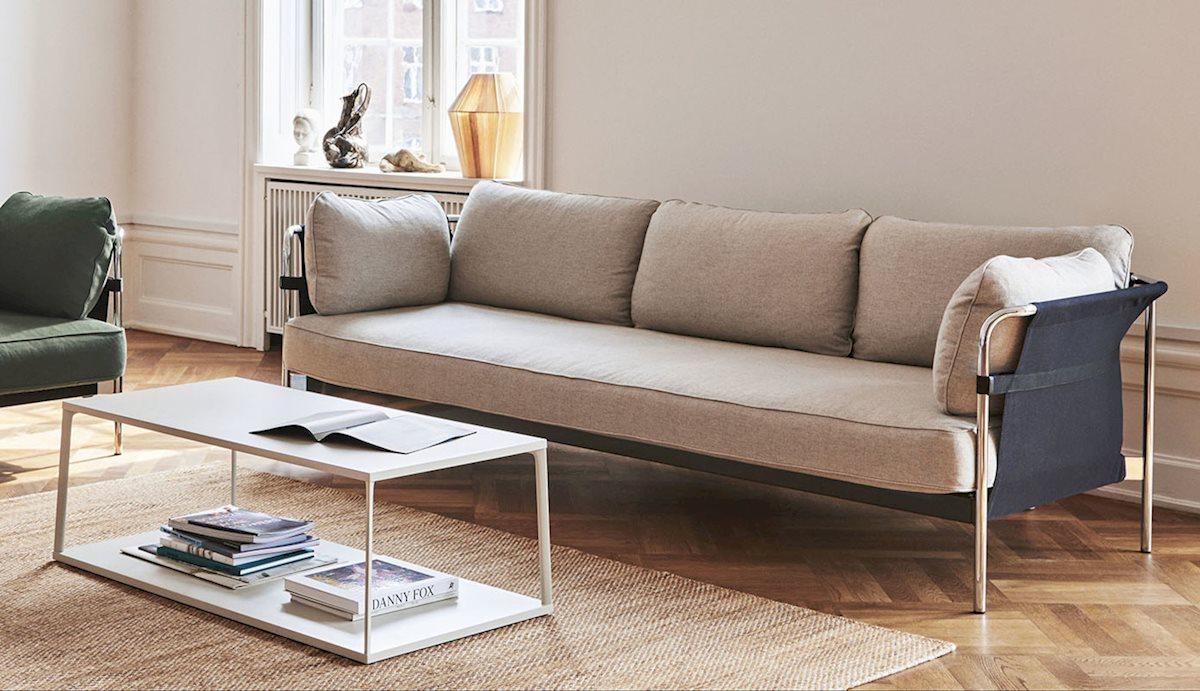 sofa modernistyczna Hay